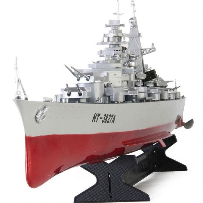 TPC Bismarck távirányítós hajó