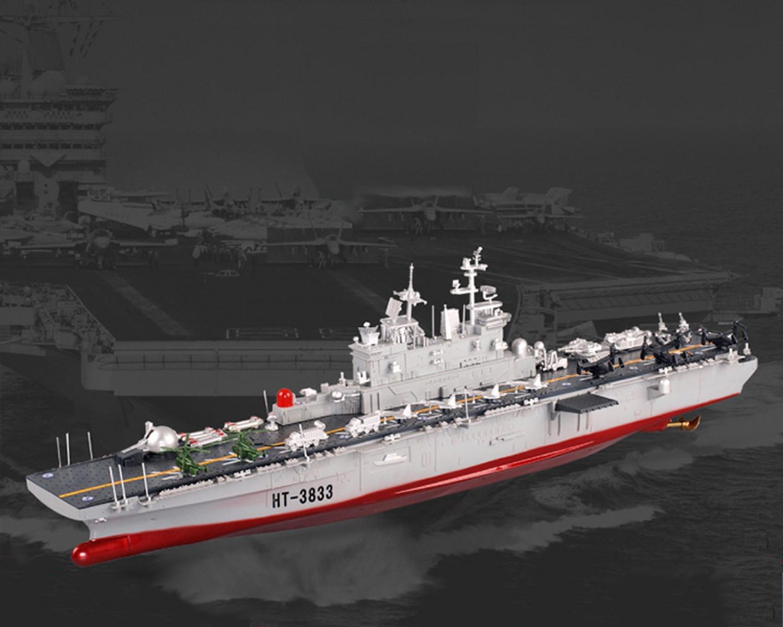 HT USS Wasp távirányítós anyahajó