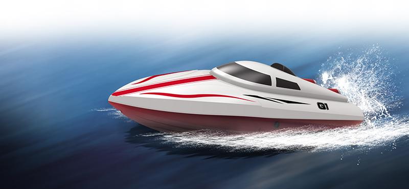 Syma Q1 Pioneer távirányítós hajó