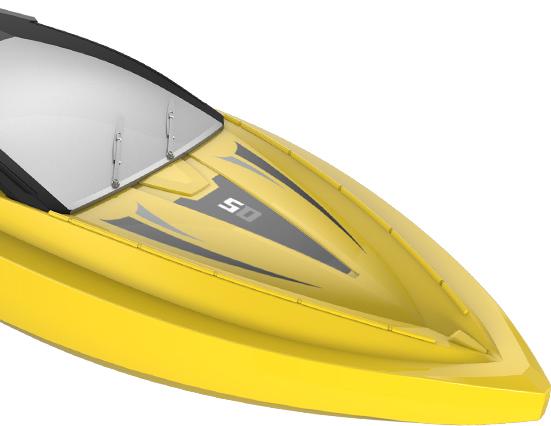 Syma Q5 Mini design