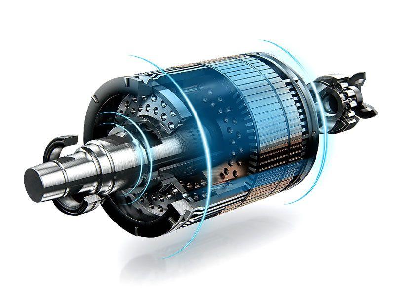 Syma Q5 motor