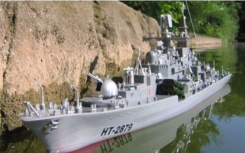 TPC Sowriemiennyj 956A RC hajó