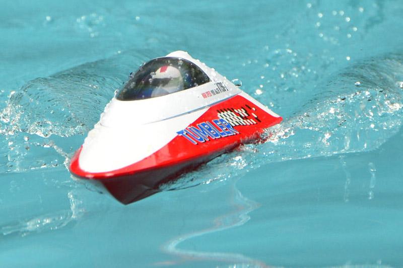 Volantex Tumbler Mini távirányító versenyhajó