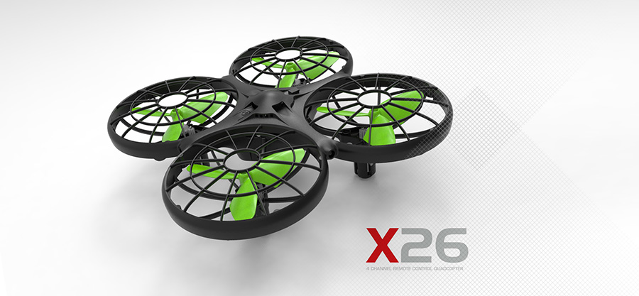 Syma X26 játék drón