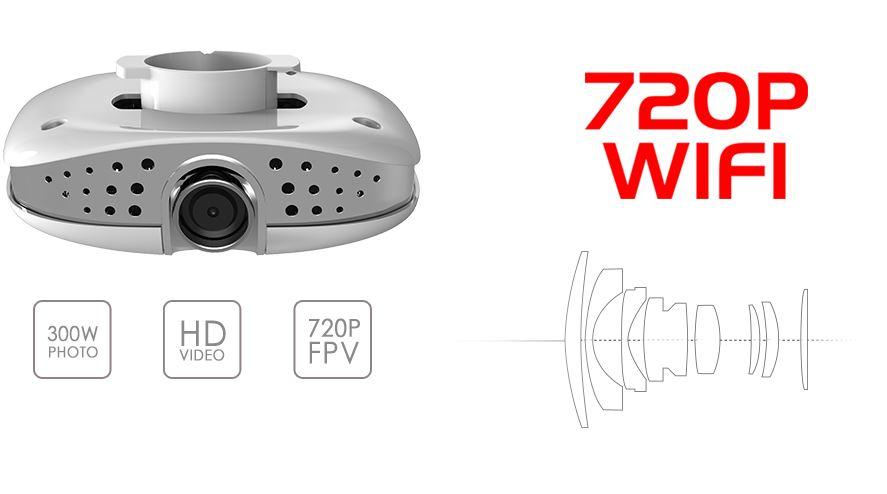 Syma X5UW-D kamera