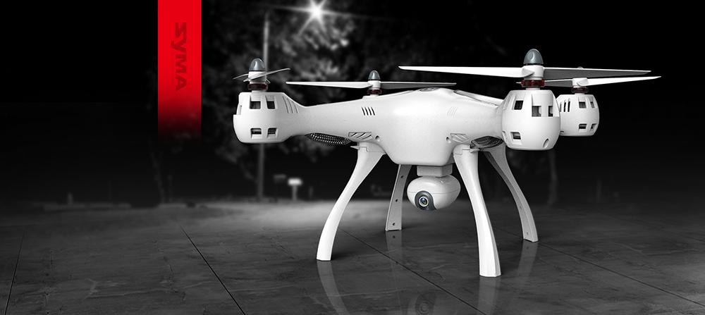 Syma X8 Pro kamerás drón
