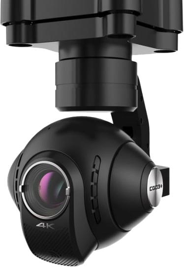 CGO3+ gimbal és kamera