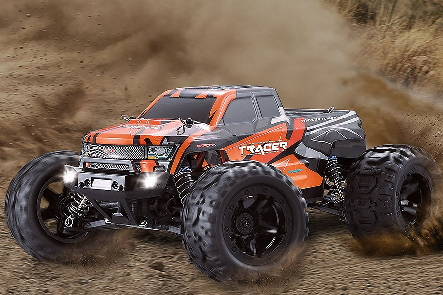 FTX  Tacer Monster Truck távirányítós off road autó