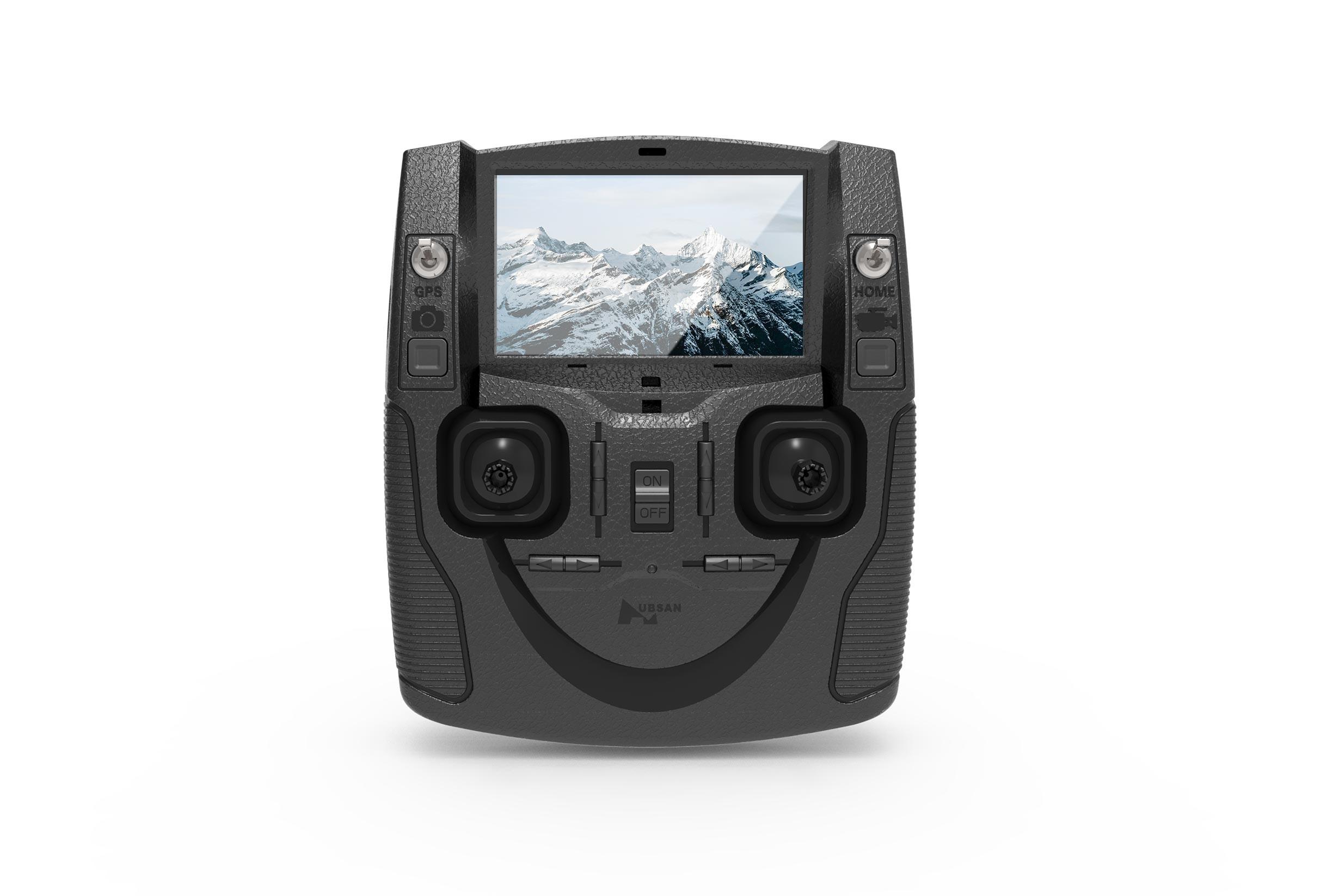 Hubsan H502S Desire kamerás drón kijelzős távirányítója