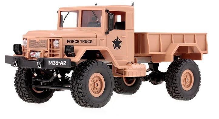 JJRC M35 katonai távirányítós teherautó